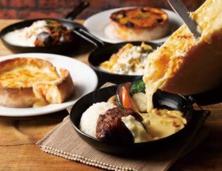 チーズ好きにたまらない【チーズ料理専門店】未経験でも覚えやすく親しみのあるチーズ&お料理なので安心
