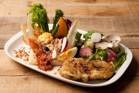「美と健康は食事から」がコンセプト【キッチンスタッフ】お野菜カフェ働きながら健康に!恵比寿駅直結