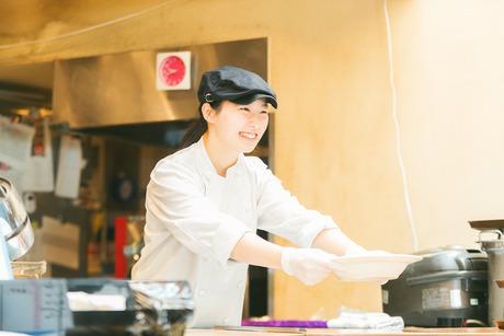 未経験OK・週1OK オープニングスタッフ募集【キッチンスタッフ】出来たて熱々チーズ料理専門店