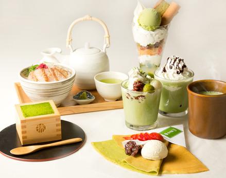 【和カフェスタッフ】週2~OK・初めてアルバイトOK 人気のCAFEスイーツ抹茶専門店