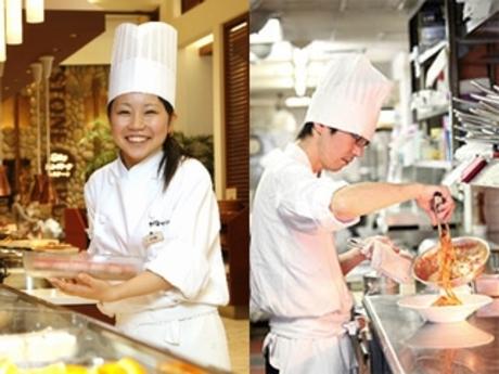 ゴルフ場施設内レストラン【キッチンスタッフ】軽食から定食などお客様に休息と食を提供