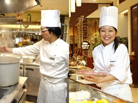 福岡国際カントリークラブ内レストランでアルバイト【キッチンタッフ】土日祝日勤務可能なかた歓迎