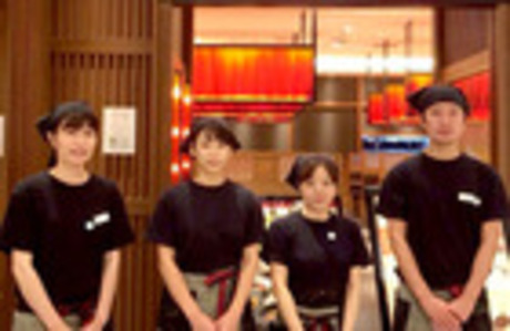 週1~@イオンモール京都桂川【ホールスタッフ】#タッチパネルでらくらく注文のオーダー焼肉バイキング