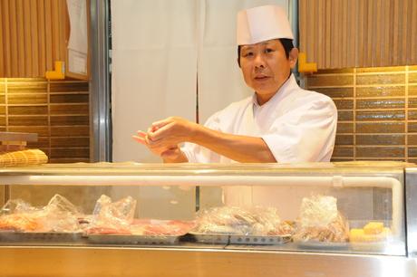 本格立ち寿司@ハマチカ【寿司職人募集】握り経験必須・魚さばける方 レギュラー勤務歓迎