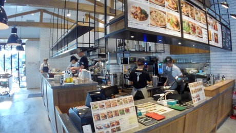 Mr.FARMER お野菜カフェで働きながらキレイ&健康に!【キッチンスタッフ】
